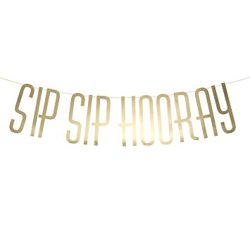 Girlande Sip Sip Hooray
