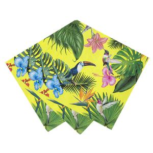 Servietten Tropical Fiesta