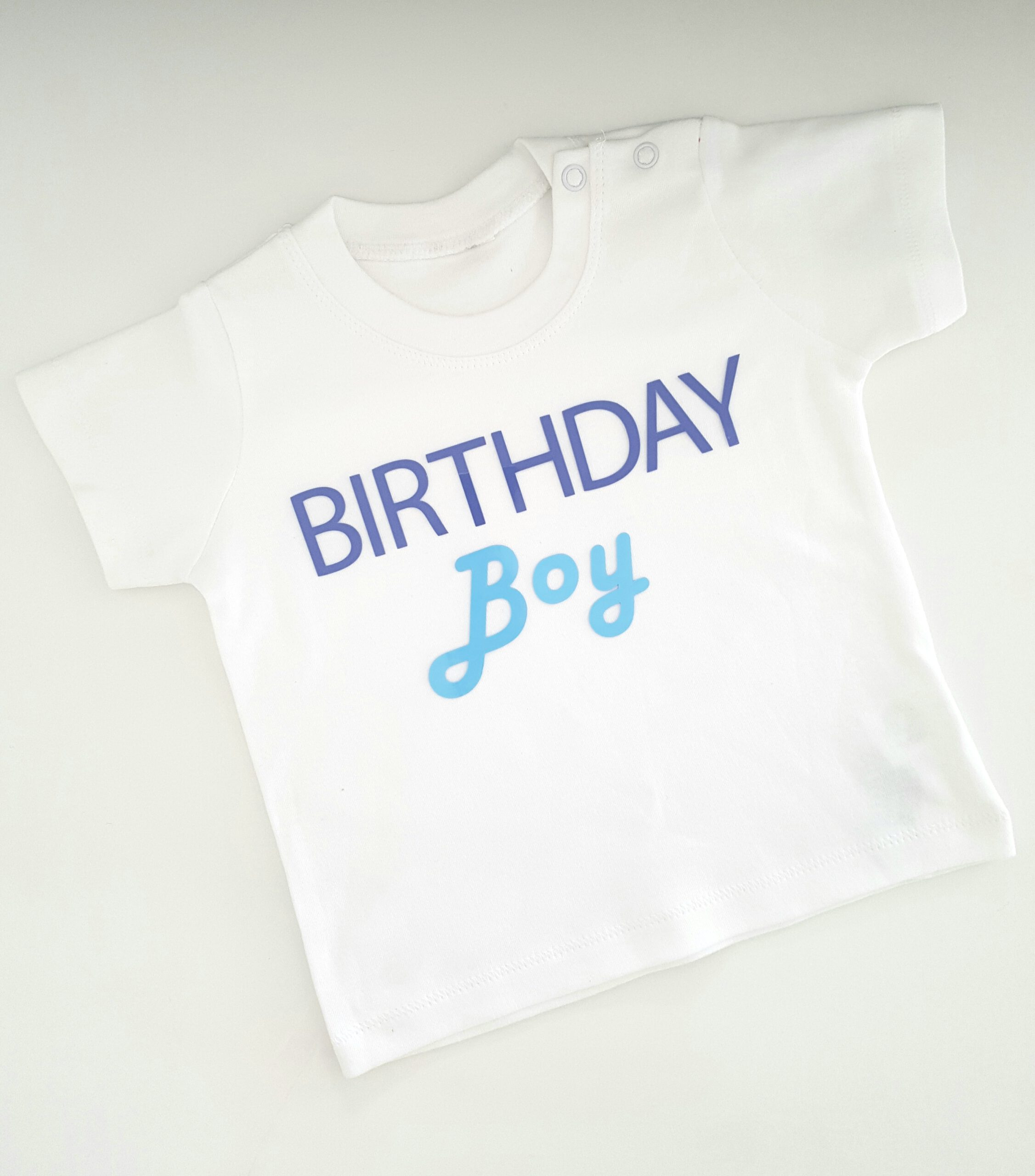T-SHIRT BIRTHDAY BOY