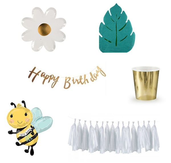 "EASY PEASY PARTYBOX ""LITTLE BEE"""