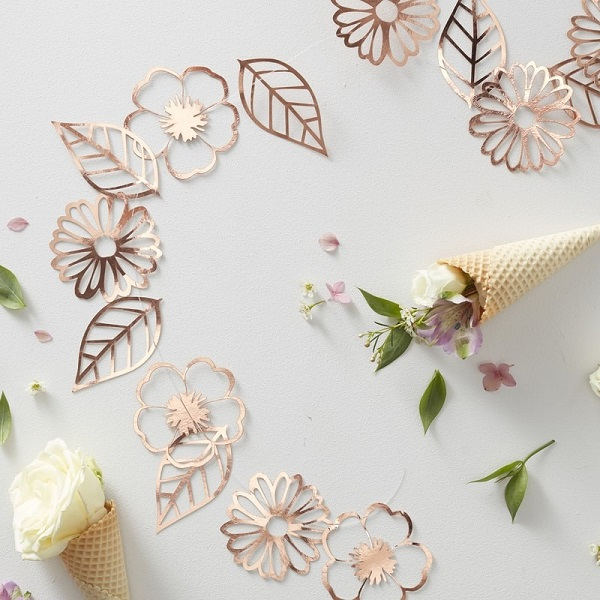 Df 807 Rose Gold Cut Out Garland Min